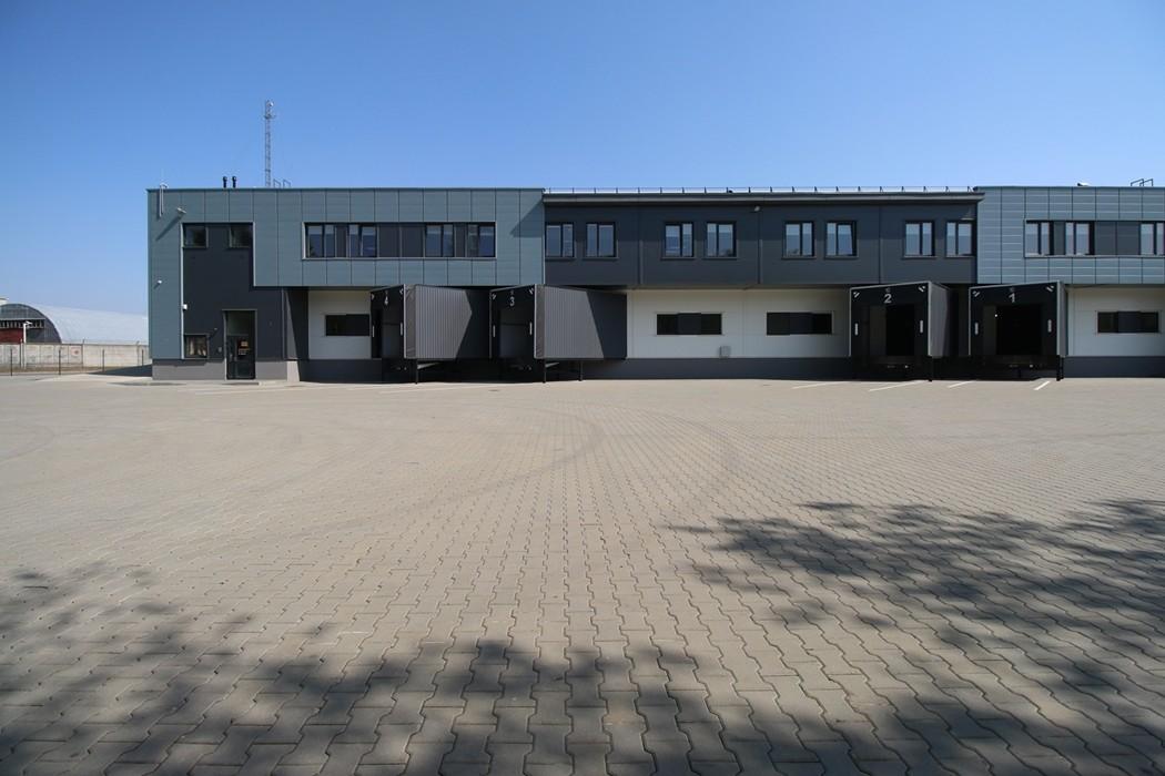 Reljef atliktas darbas: WLT Sandėlys (A, B ir C korpusai).